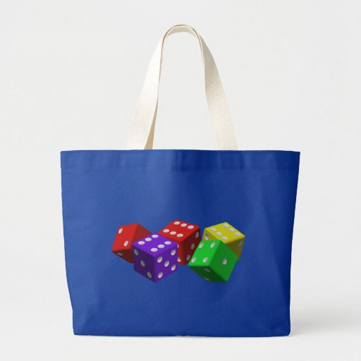 cubos de jogo vio vermelho da sorte do jogo dos bolsas