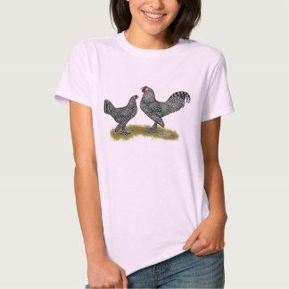 Cuco das galinhas de Breda Tshirts