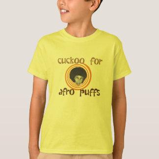 Cuco para sopros do Afro Camiseta