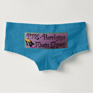 Cueca Feminina Calçados de PMS-