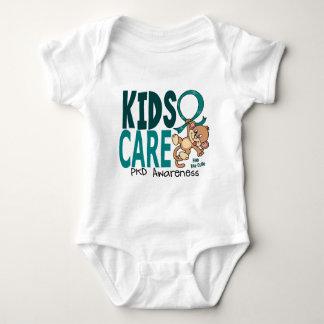 Cuidado 1 PKD dos miúdos T-shirt