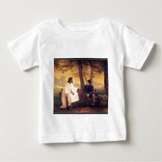 Cuidados de Jesus para mim Tshirt