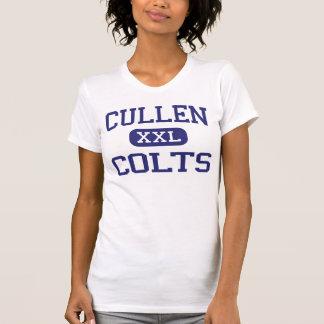 Cullen Colts Corpus Christi médio Texas Camiseta