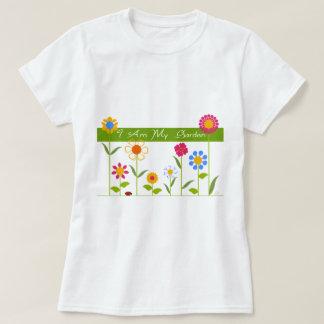 Cultive-se, como você faz seu jardim! camiseta