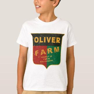 Cultivo de Oliver Camiseta