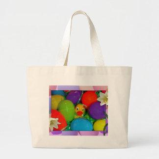 Cumprimentos #2_ da páscoa bolsa para compras