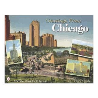 Cumprimentos de Chicago Panfleto Personalizado
