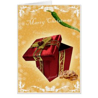 Cumprimentos especiais 2 da tia Courtney Cartão Comemorativo