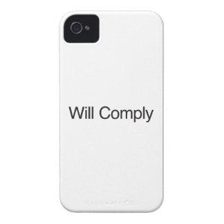 Cumprirá iPhone 4 Capas
