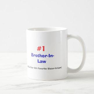 Cunhado, (de sua 4o irmã favorita… caneca de café