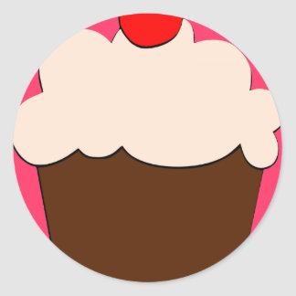 cupcake adesivo