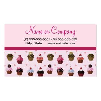Cupcake Cartão De Visita