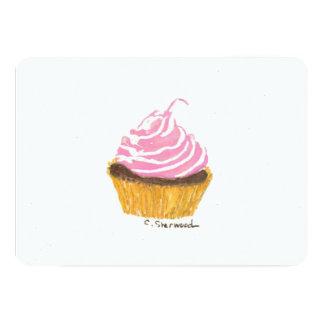 Cupcake Convites Personalizados
