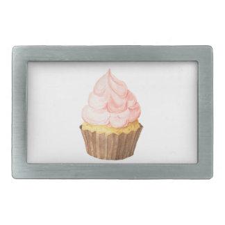 cupcake cor-de-rosa