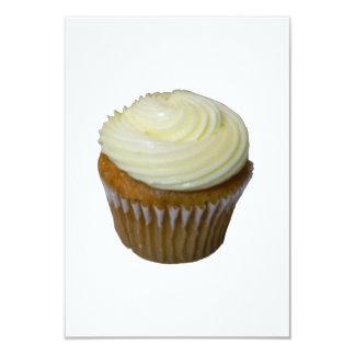 Cupcake da abóbora convite 8.89 x 12.7cm