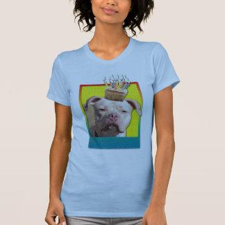 Cupcake do convite - Pitbull - JerseyGirl T-shirt