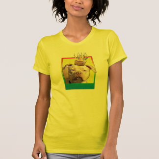 Cupcake do convite - Pitbull - JerseyGirl Camiseta