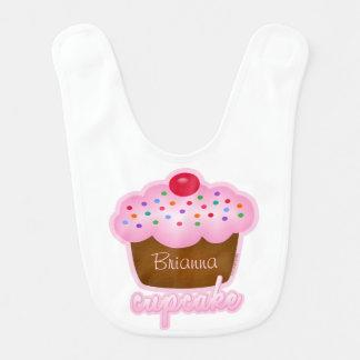Cupcake Babadores Para Bebes