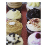 Cupcakes Assorted Pôster