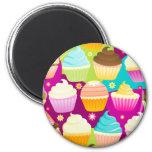 Cupcakes coloridos imas