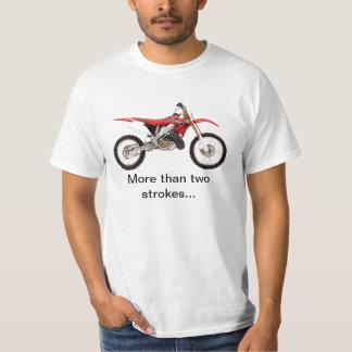 Curso dois! camiseta