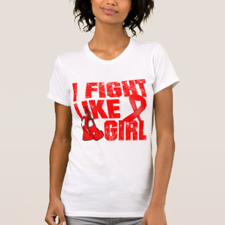 Curso que eu luto como uma menina (o Grunge) T-shirt