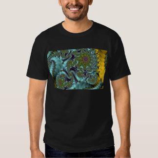 Curvas do cetim camiseta