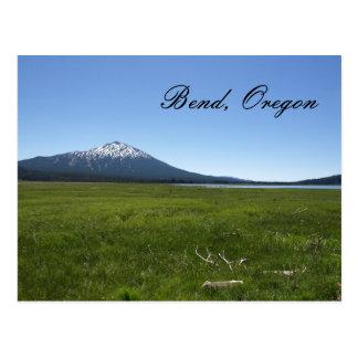 Curvatura, cartão de Oregon