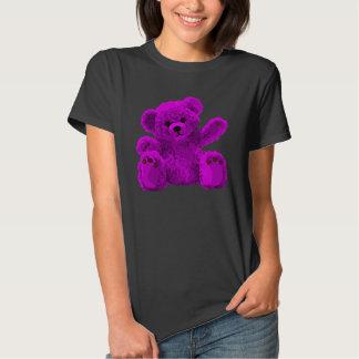 Cute ursinho de pelúcia Bear, bichinho de pelúncia Camisetas