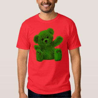 Cute ursinho de pelúcia Bear, bichinho de pelúncia T-shirt