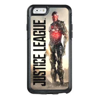 Cyborg da liga de justiça | no campo de batalha