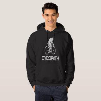 cycologist do cycopath-engraçado-ciclismo moletom