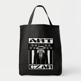 Czar da arte - intoxique o homem #2 - sacola bolsa para compra