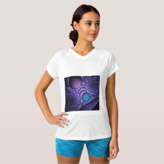 """Da """"arte feita sob encomenda do fractal das camiseta"""