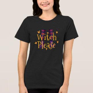 Da bruxa camisa do partido | do Dia das Bruxas