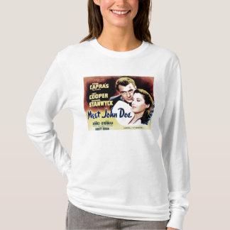 """Da """"camiseta do desconhecido reunião"""" camiseta"""