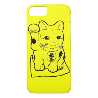 "Da ""capa de telefone do gato fortuna "" capa iPhone 7"