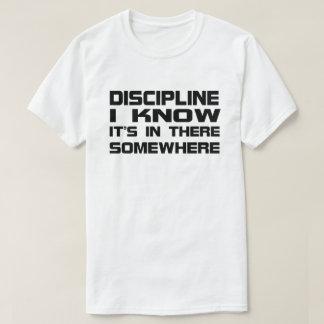 Da disciplina camisa do design da luz em algum
