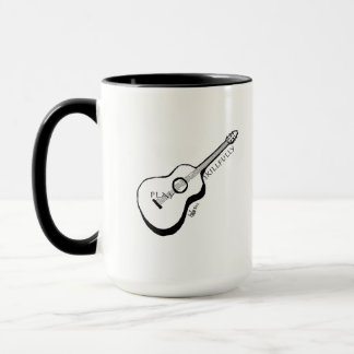 Da guitarra da caneca do jogo cristão Skillfully -