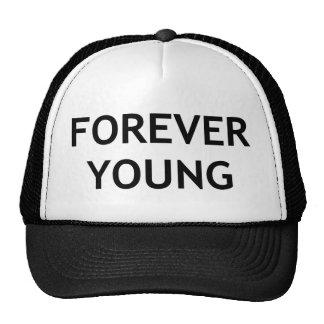 da imagem jovens para sempre boné
