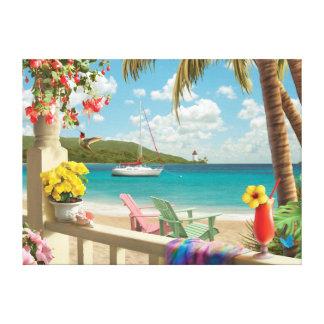 """Da """"impressão das canvas da retirada ilha"""" de Alan"""