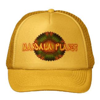 "Da ""logotipo 1 do planeta mandala"" bonés"