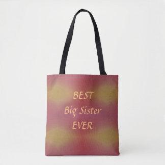 """Da """"O bolsa feminino melhor irmã mais velha nunca"""""""