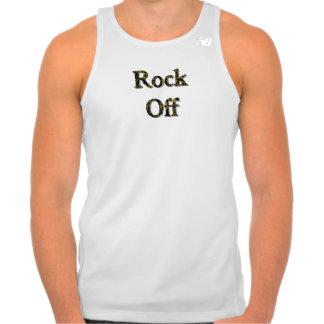 Da rocha rocha fora - sobre camisetas