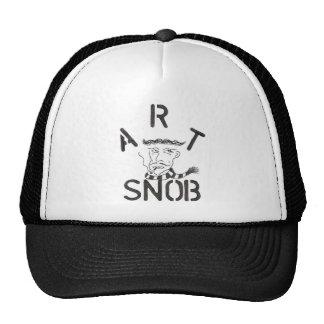 "Da ""snobe arte "" boné"