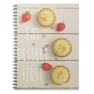 "Da ""sobremesa caderno da foto do vintage do"