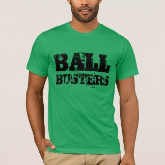 """Da """"t-shirt dos imbeceis bola"""" camiseta"""