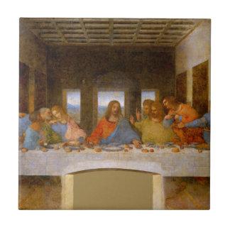 Da Vinci a última ceia