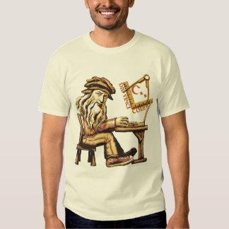 Da Vinci Code C++ T-shirt leves