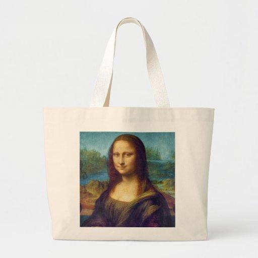 Da Vinci: Mona Lisa Bolsas